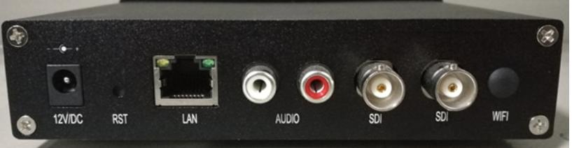 HD5-SDI-WL后端