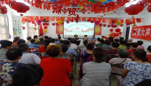 渭滨区姜谭路西社区、龙山路社区