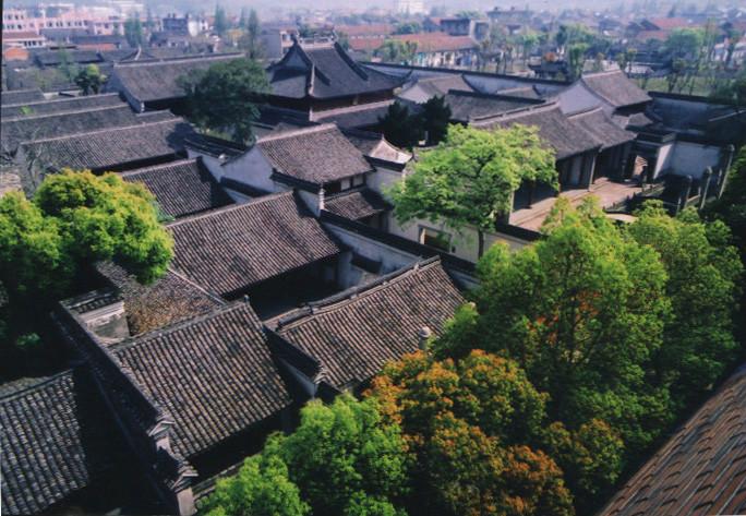 风景录——慈城古县城
