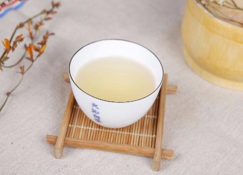 江北风采——慈城白茶