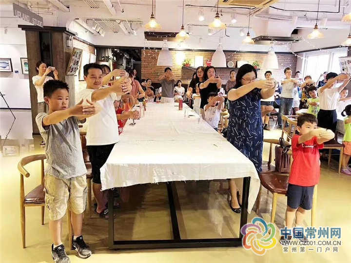 河海街道妇联举办暑期活动宣扬好家风