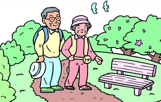 老年人代步车
