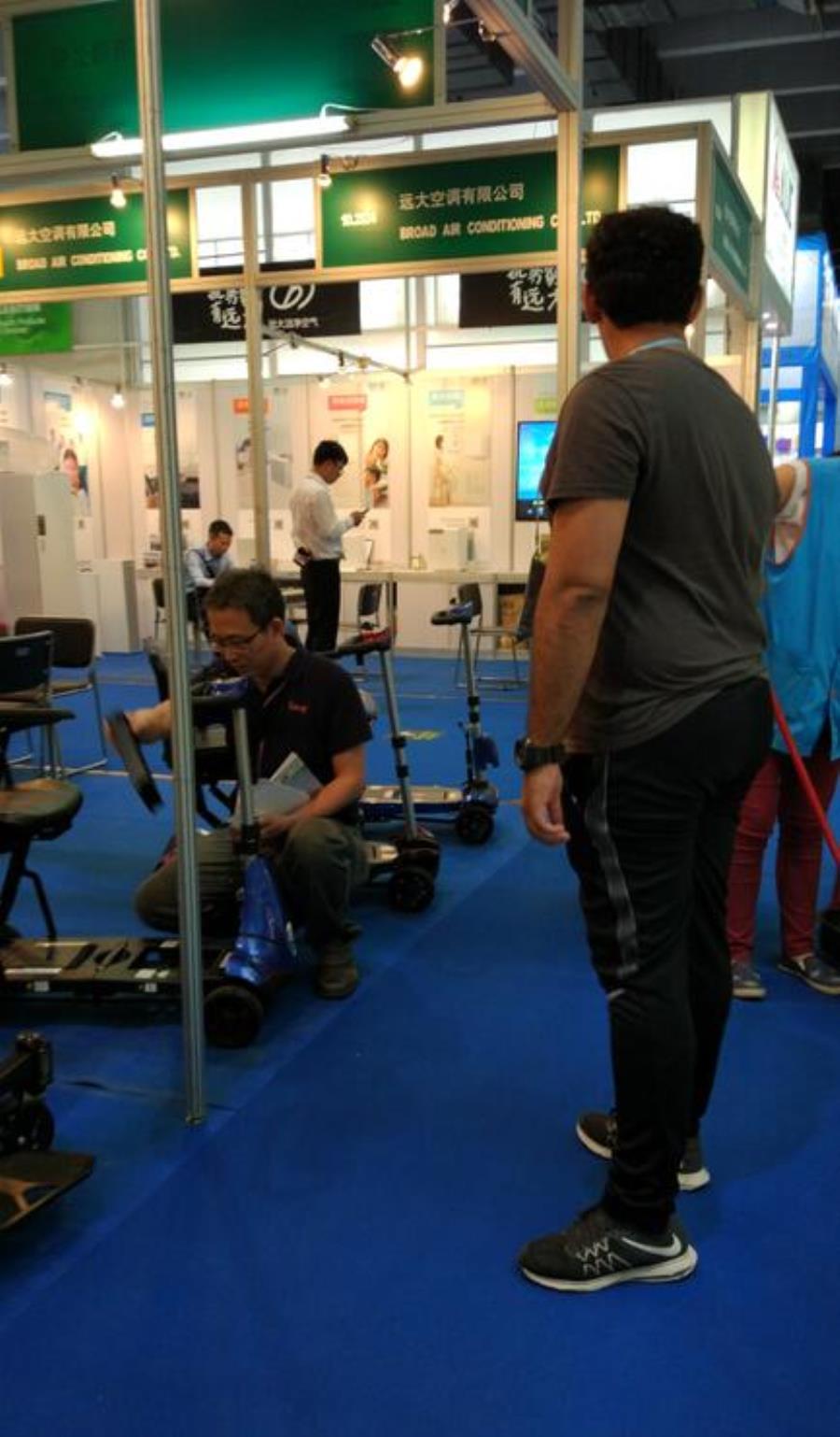 soalx中国康复及家庭医疗用品博览会