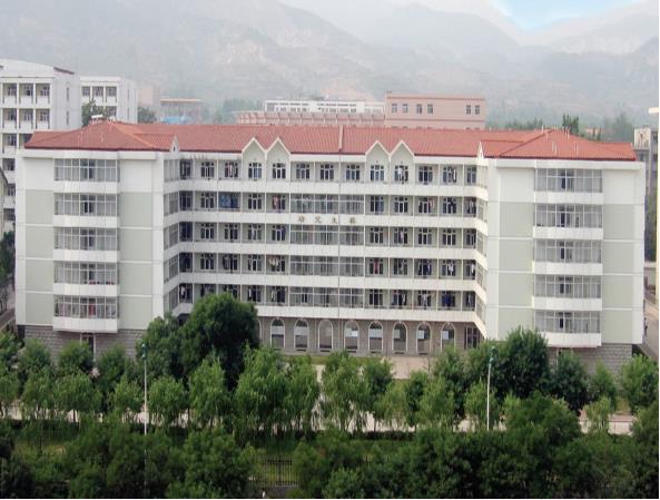 中北大学研究生公寓楼项目