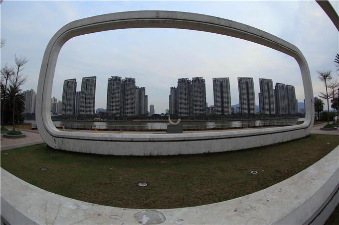 公共建筑-珠海华发世纪城项目