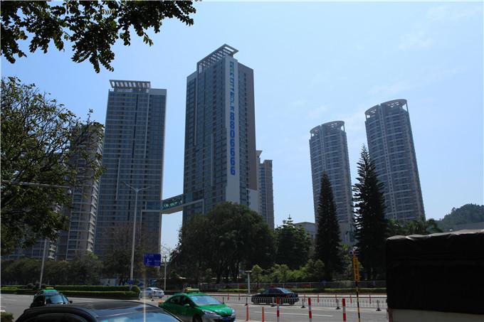 公共建筑-珠海GREE广场项目