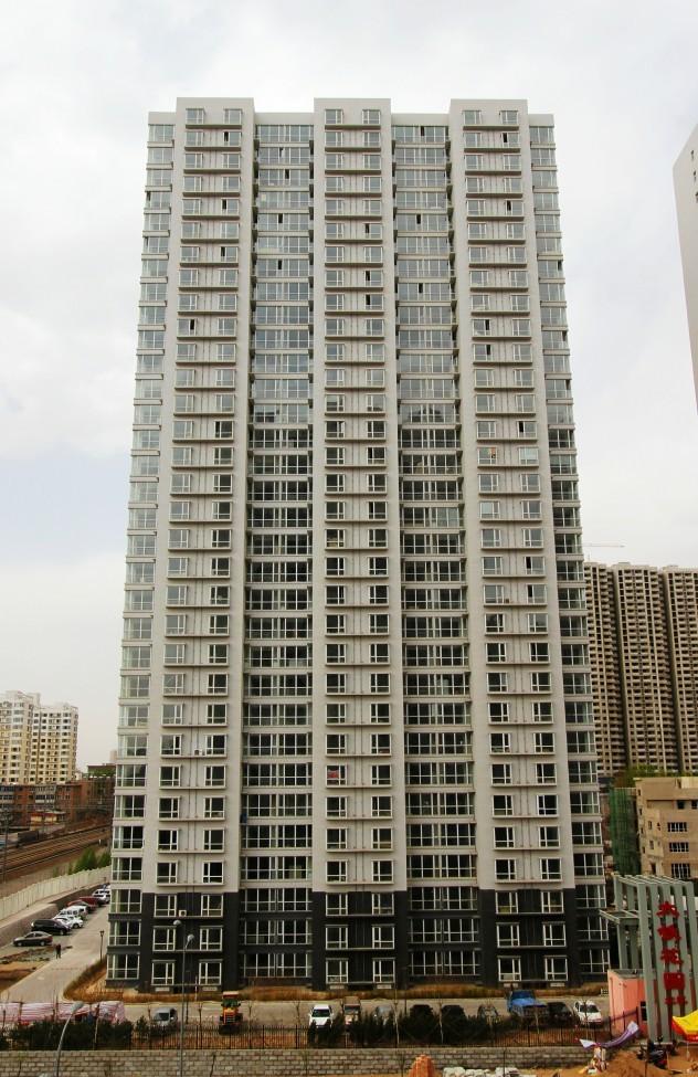 民用建筑-太铁家园2号楼