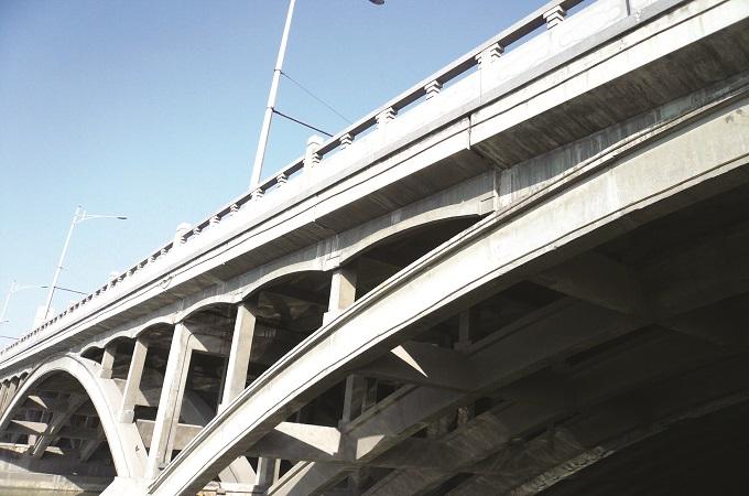 其他类型-阳泉市桃河桥项目