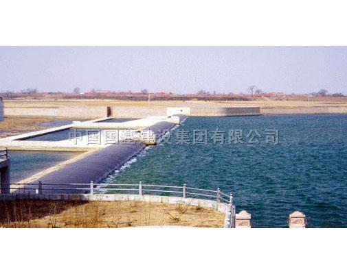 水利工程-水利工程--吕梁北川河橡胶坝