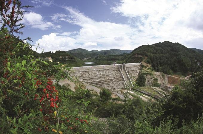 水利工程-贵州卡河水库项目