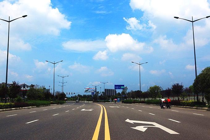 江油市江彰大道南段工程建设项目2