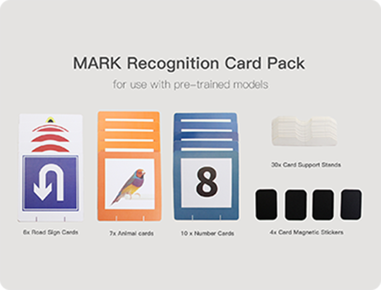 MARK Recognition Card Pack