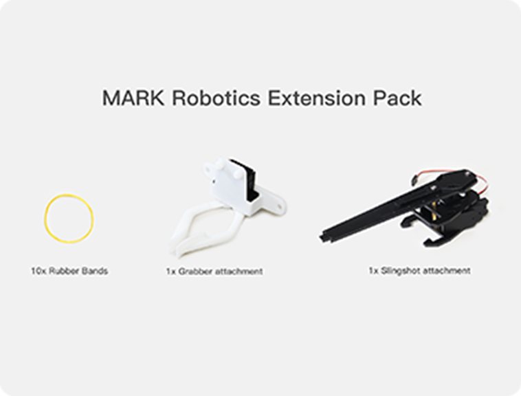 Make A Robot Kit Robotics  Extension Pack
