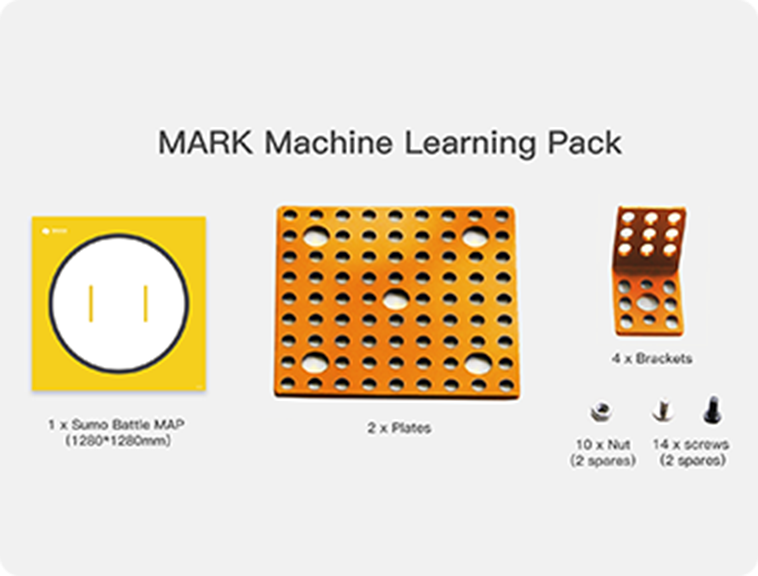 Make A Robot Kit Machine Learning Pack