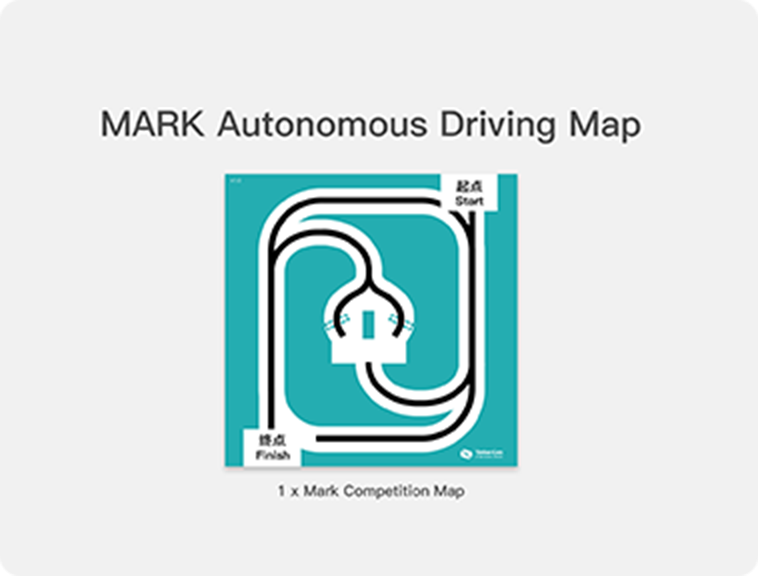 MARK Autonomous Driving Map