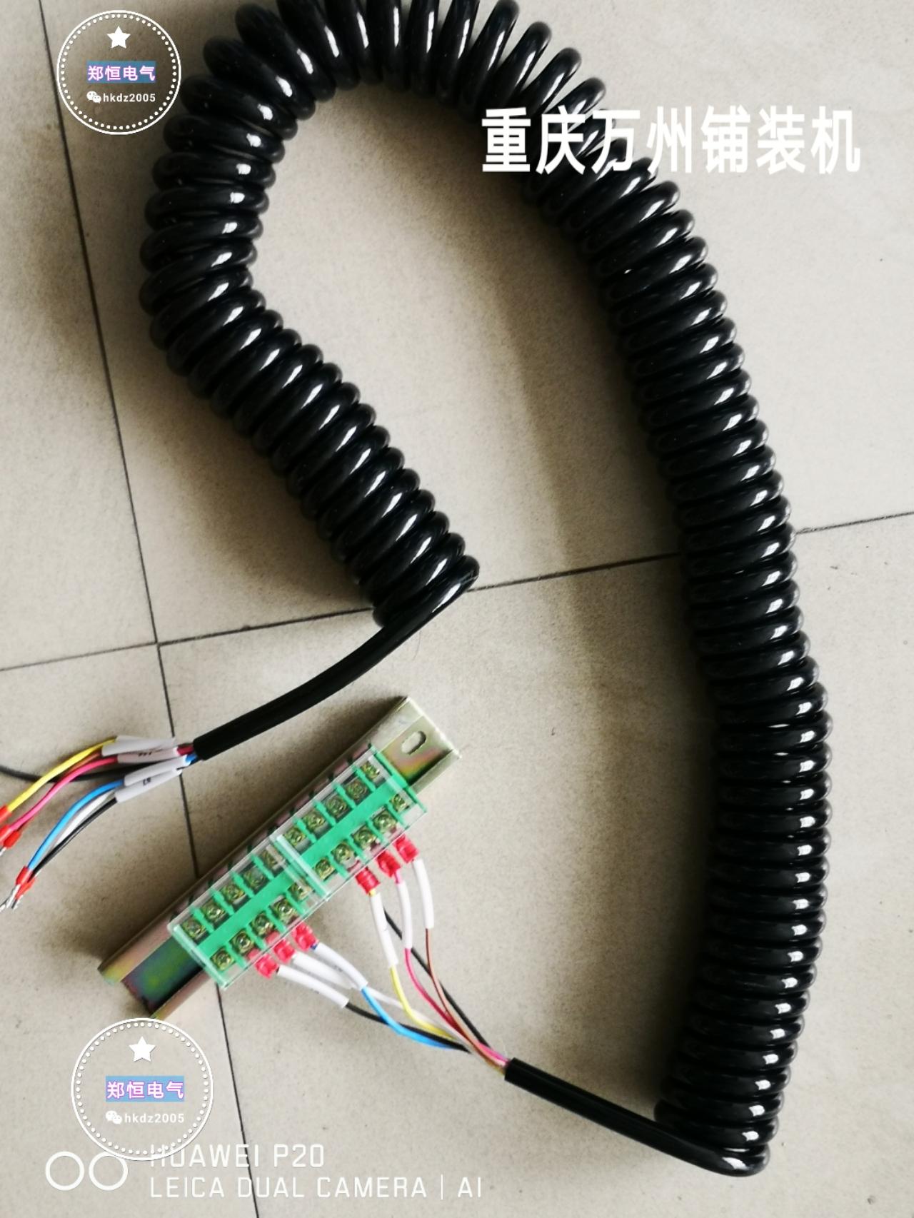 重庆万州铺装机电气-10