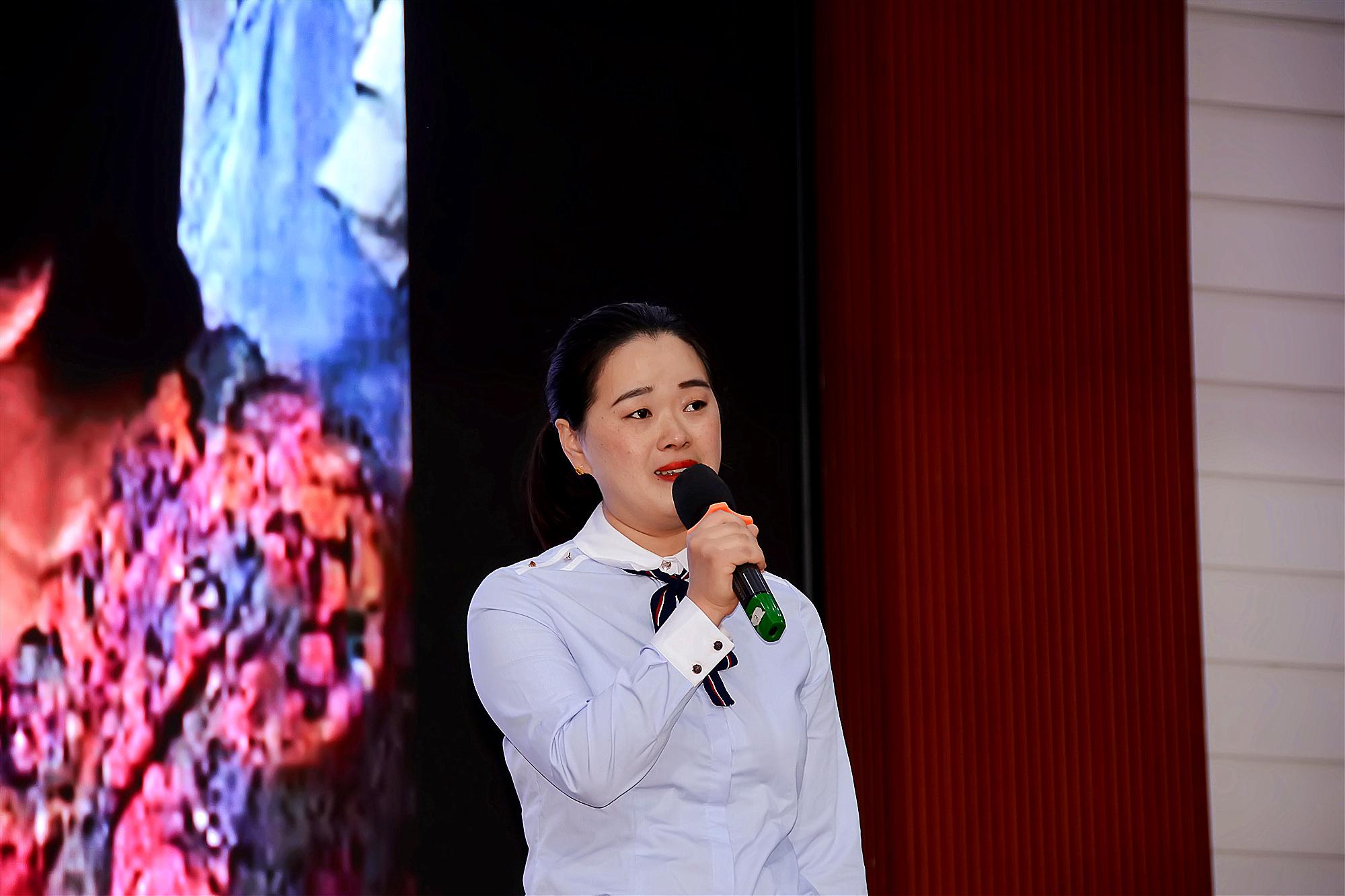 2019.11.25不忘初心,牢记使命主题教育演讲比赛-DSC_5491