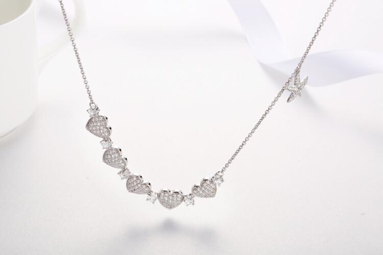 钻石心形、海星吊坠-IMG_0138_1