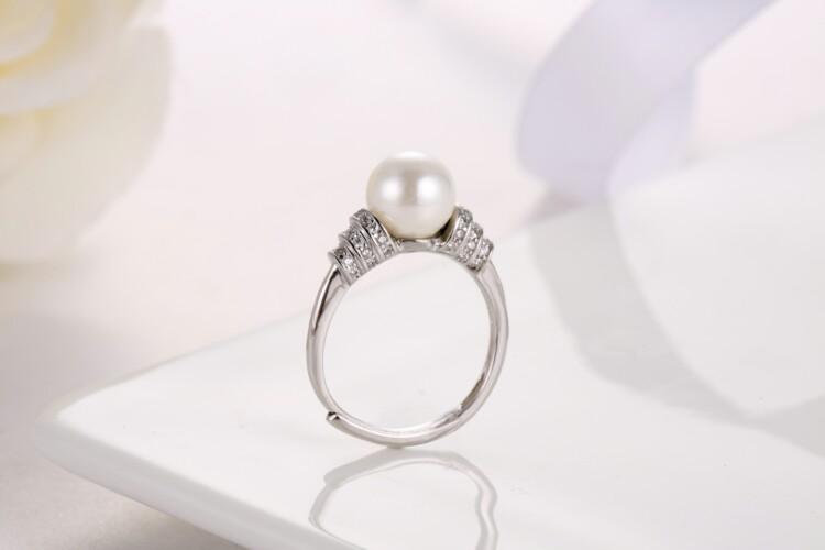 钻石珍珠戒指-IMG_2520_1