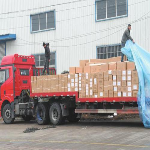惠州博罗到重庆云阳县物流公司