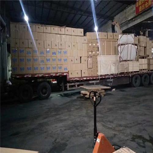 惠州博罗到云南西双版纳物流公司
