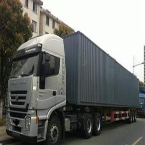 惠州博罗到河北青龙县物流公司