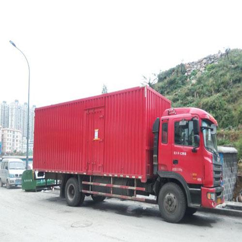 惠州博罗到海南万宁物流公司
