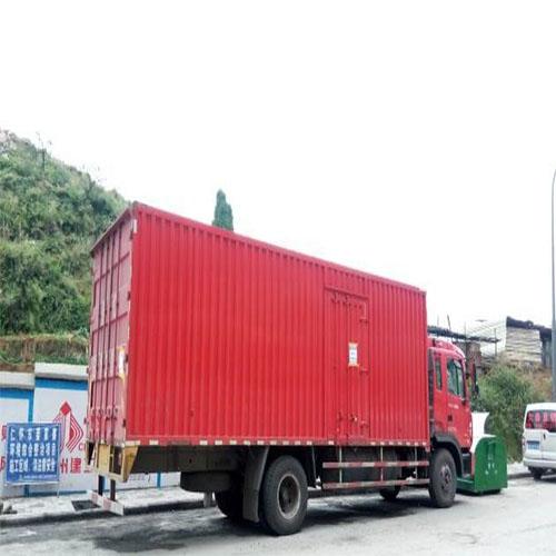 惠州博罗到天津滨海新区物流公司