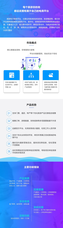 旅游电子商务平台1