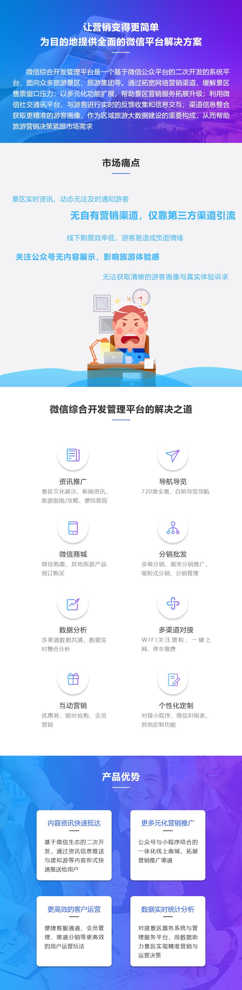 微信綜合開發管理平臺