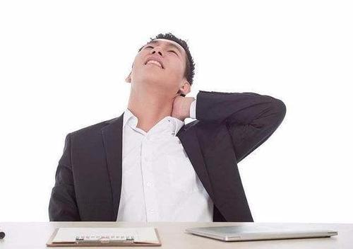 颈椎疼痛缓解