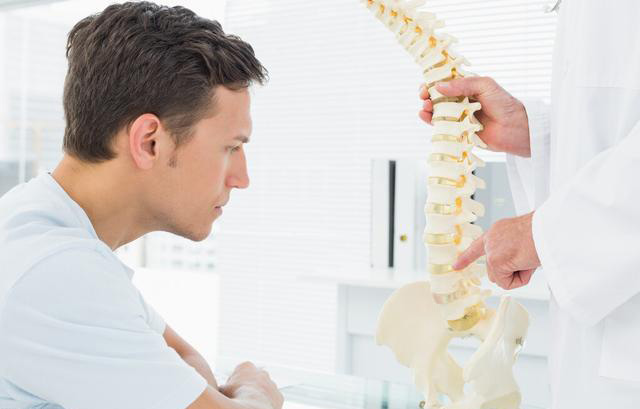 脊柱调理的方法