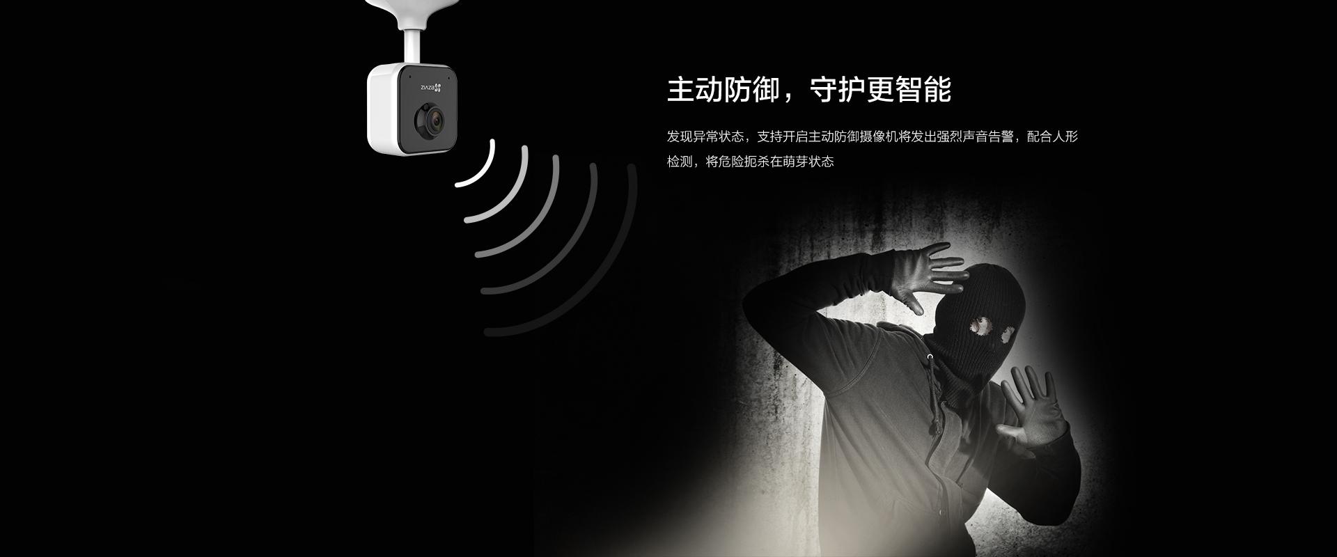 C1HC互联网摄像机-YS-C1HC-05