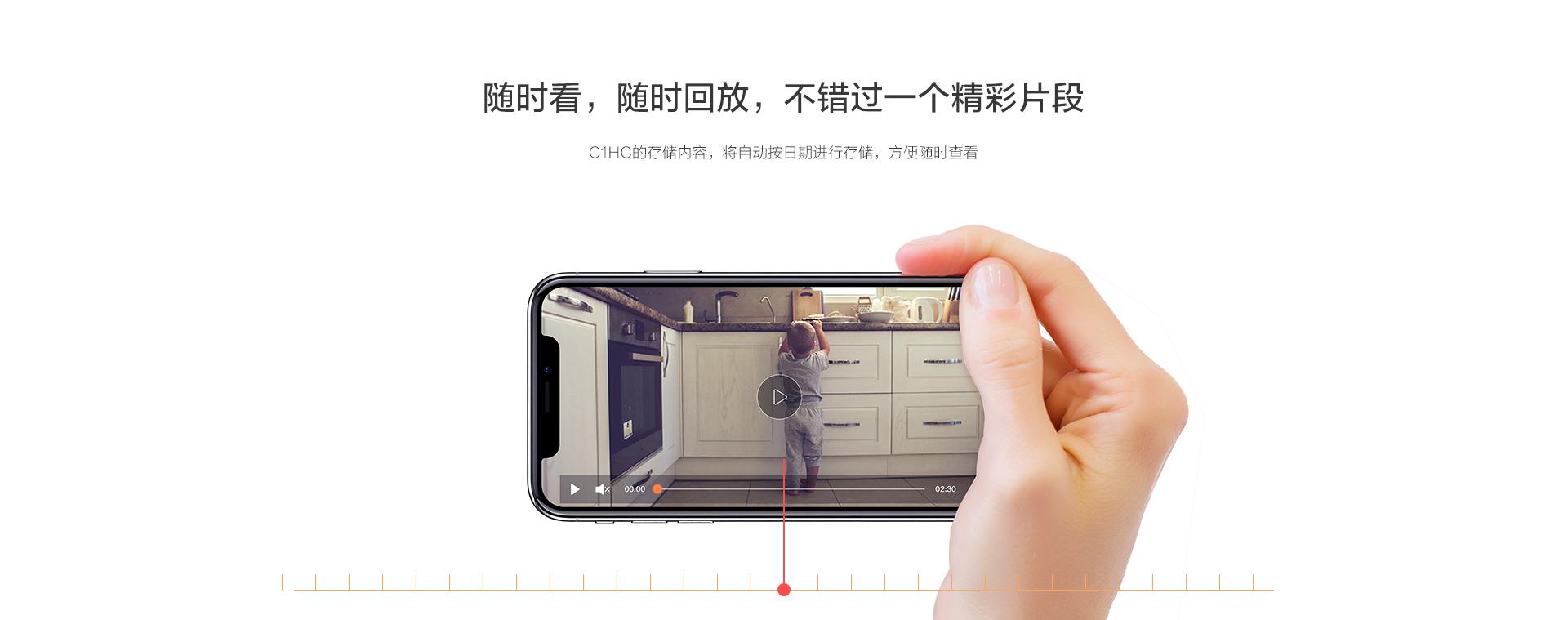C1HC互联网摄像机-YS-C1HC-11