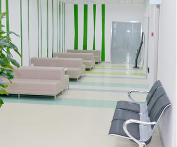 新阶层体检中心休息区