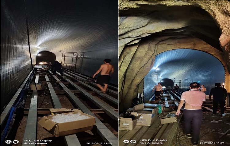 LED时光隧道