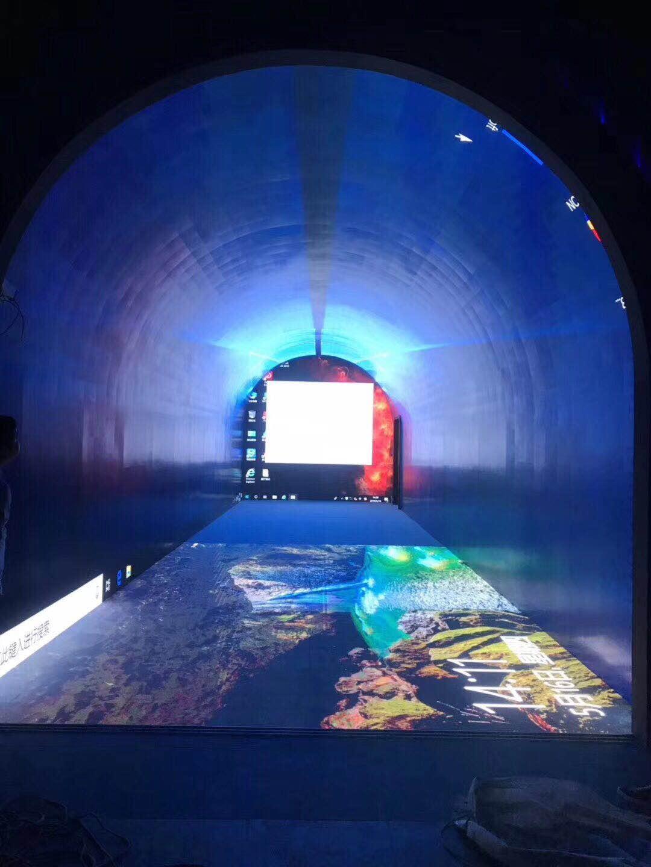led时光隧道显示屏