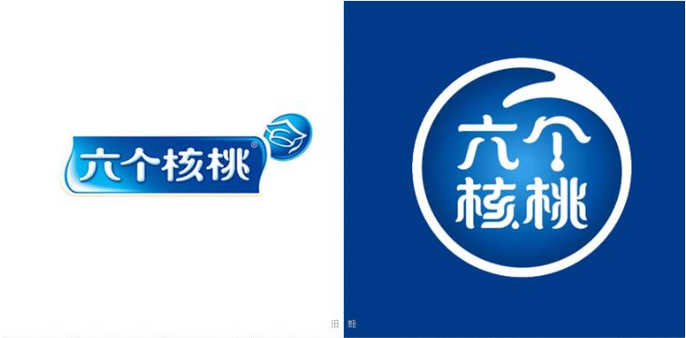 六个核桃logo更新