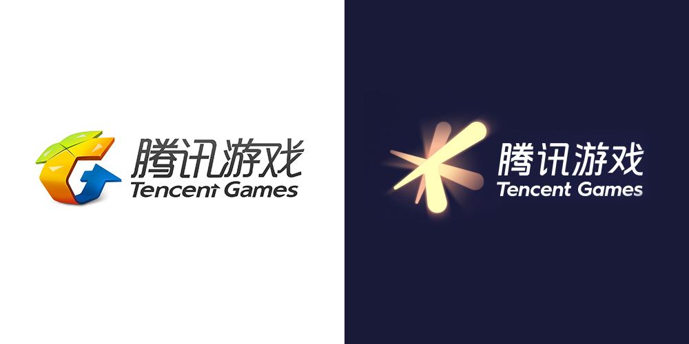 腾讯游戏新logo
