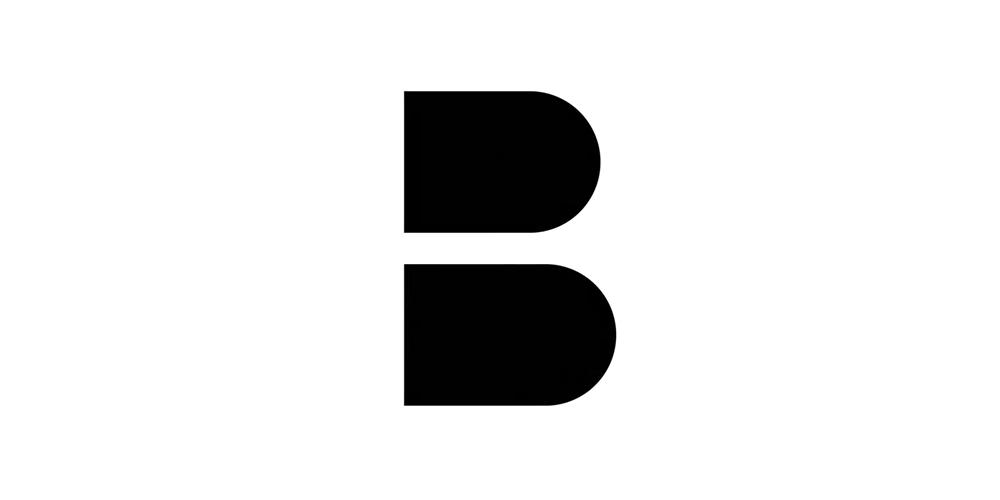 百丽新logo