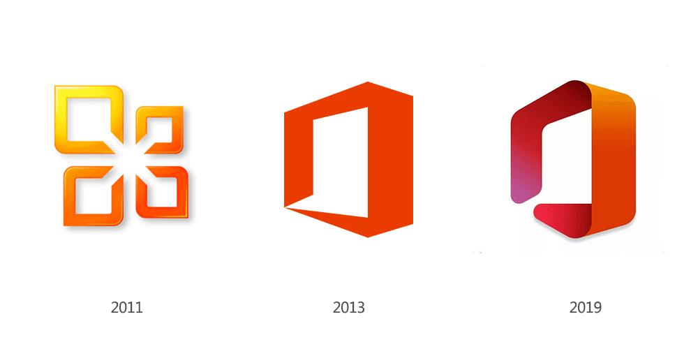 Office标志设计