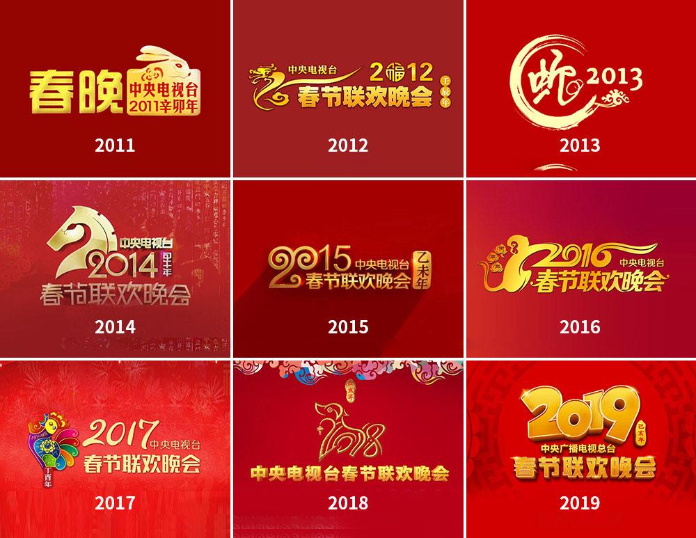 2020春晚logo