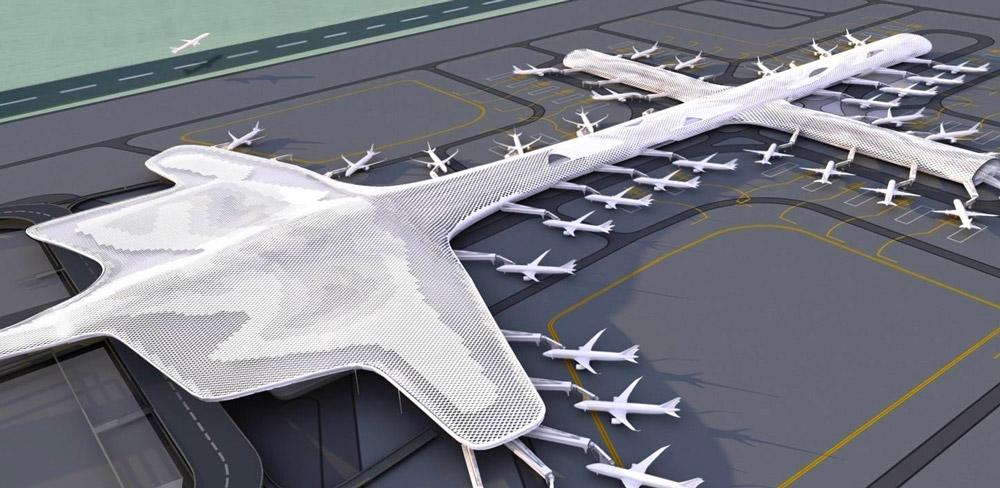 机场logo设计