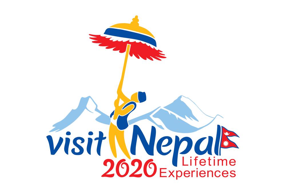 尼泊尔旅游品牌LOGO