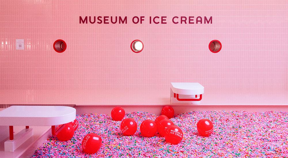 冰淇淋博物馆logo