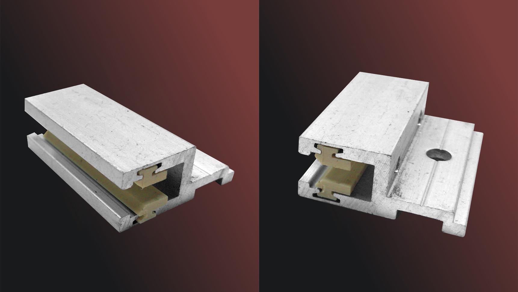 大理石背栓预埋件A型1