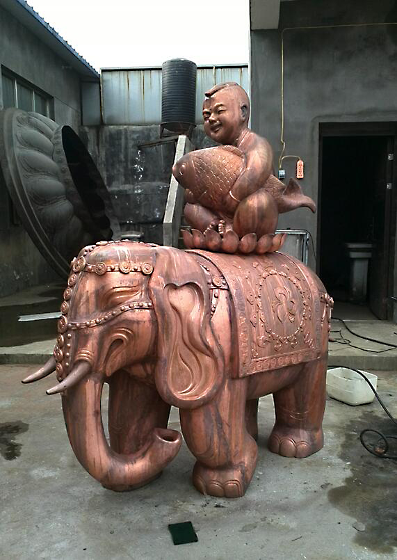 雕塑厂家面向的客户类型有哪些-190422