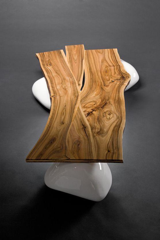 玻璃鋼座椅創意辦公桌椅2