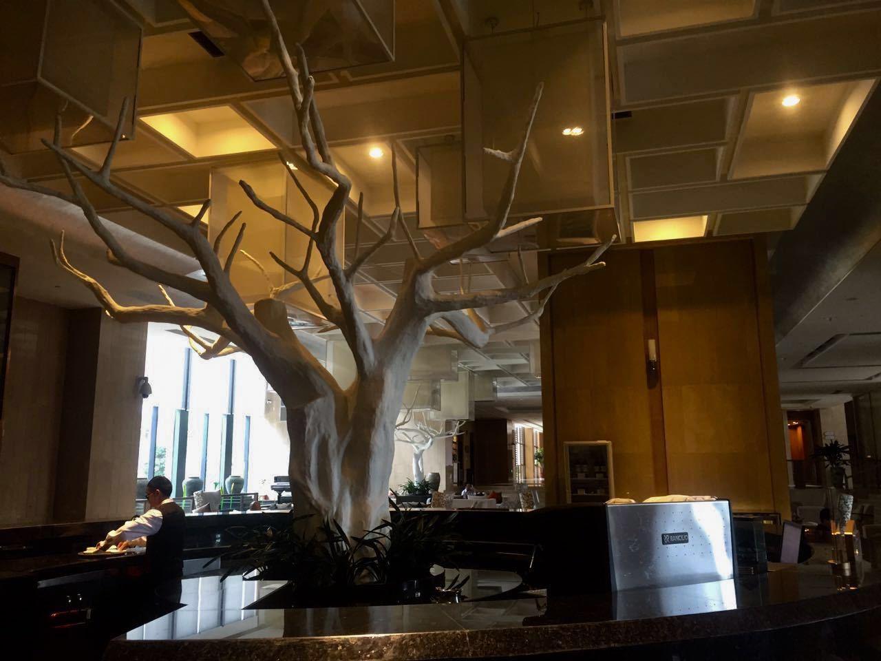 酒店擺件仿古雕塑