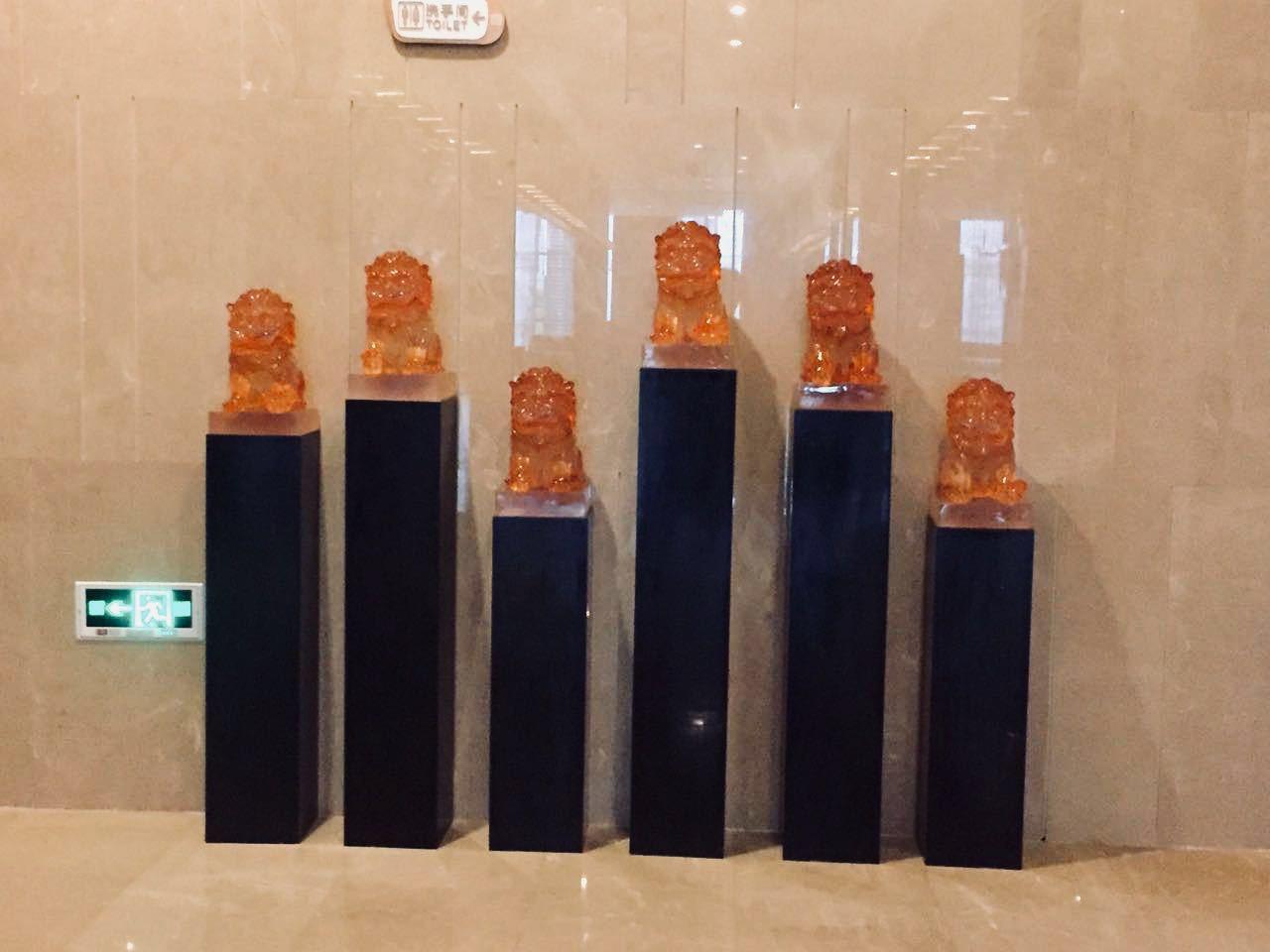 酒店擺件仿古雕塑3